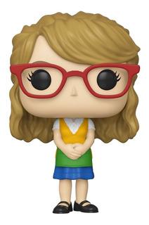 Big Bang Theory Boneco Pop Funko Bernadette #783