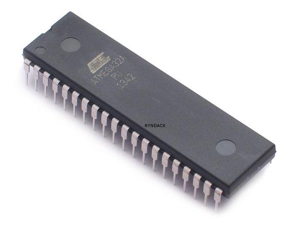 Microcontrolador Atmel Avr Atmega32a-pu Atmega32
