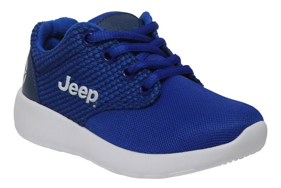 Tenis Jeep Kids Js1300