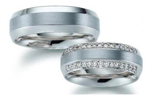 Alianças De Ouro 18k De Casamento Forever