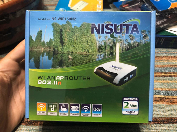 Router Nisuta 802.11n