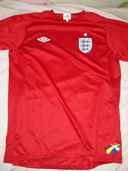 Camiseta De Inglaterra Sudafrica 2010