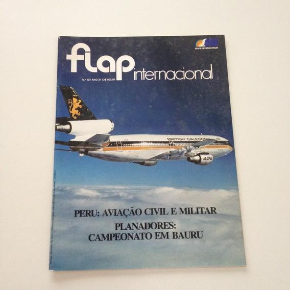 Revista Flap Internacional Peru Aviação Civil Militar N°137