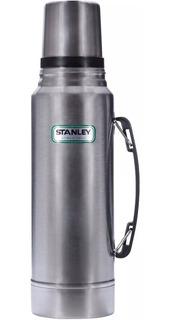 Termo Stanley 1 Litro Clásico Con Manija