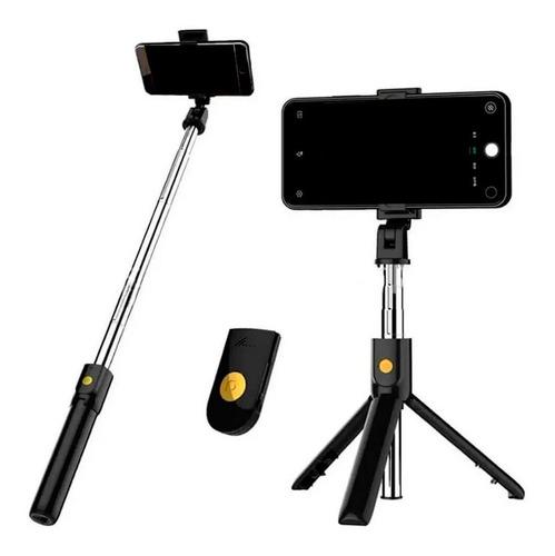 Tripé Universal Telescópico Câmera E Celular 72cm Controle