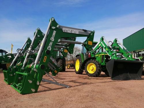 Palas Cargadoras Frontales Para Tractores Lineas John Deere
