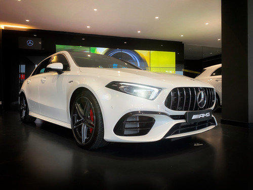 Mercedes Benz Amg A 45 S Blanco 4*4 At 2022 - 0km