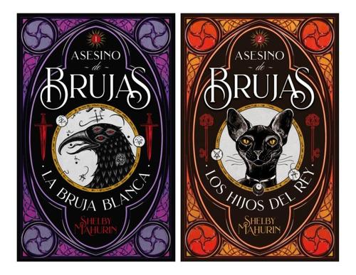 Asesino De Brujas 1 Y 2 - Shelby Mahurin - Puck - 2 Libros