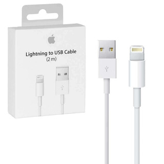 Cable Lightning Apple 2 Metros 100% Original