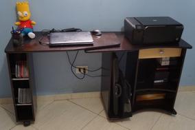 Mesa Para Computador Ou Notebook Com 1 Gaveta
