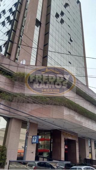 Sala Comercial Para Alugar No Bairro Centro Em Mogi Das - 98-2