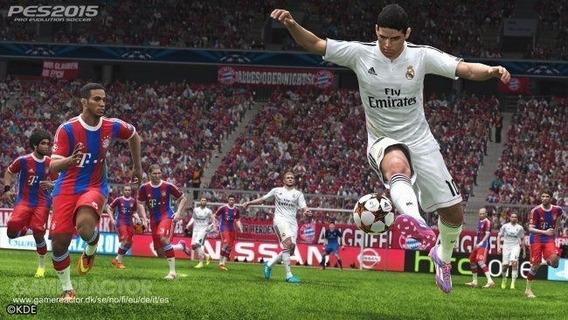 Pes 2015 - Pro Evolution Soccer - Ps3