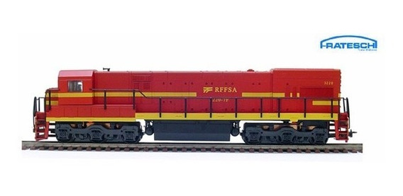 Locomotiva U23-c Rffsa Frateschi 3066