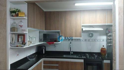 Imagem 1 de 13 de Apartamento Com 2 Dormitórios À Venda, 48 M² Por R$ 372.000,00 - Socorro - São Paulo/sp - Ap8132