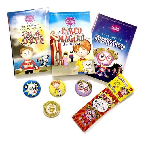 Paquete Libros Infantiles Para Estimular La Lectura En Niños
