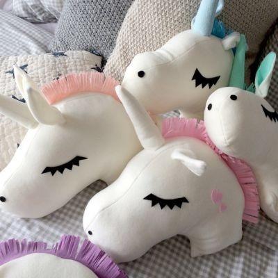 Almohadas Decorativas: Unicornios