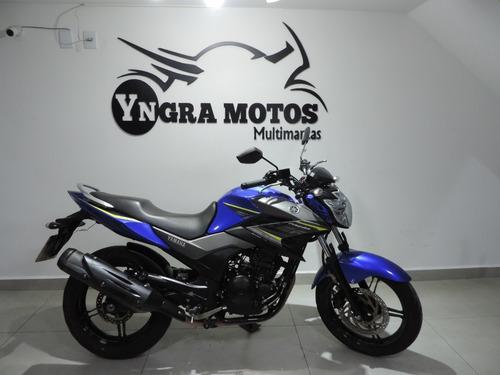 Yamaha Ys 250 Fazer Blueflex 2017 C/19.276mil Km