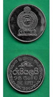 Grr-moneda De Sri Lanka 1 Rupee 1996
