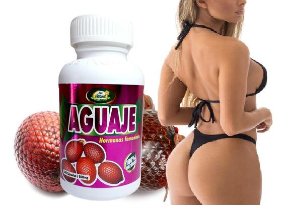 Aguaje Original Peruano100% Natural En Capsulas Envio Gratis