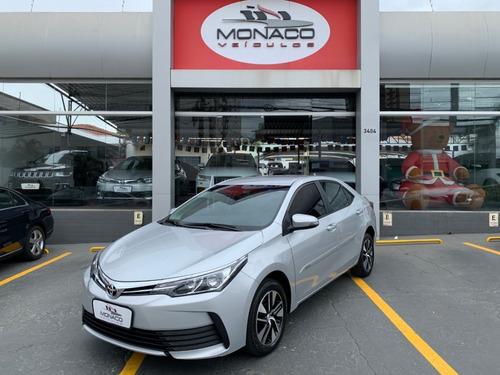 Toyota Corolla 1.8 16v 4p Gli Flex Automático