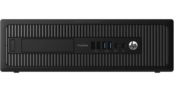 Cpu Desktop Hp Elitedesk 600 G1 8gb Hd 500 Intel Core I5 4ª Geração Com Garantia A Pronta Entrega E Em Até 12x Sem Juros