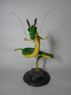 Shenlong -dragon Ball Z -escultura, Copia A Pedido