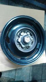 Roda Traseira Yamaha V-max Ano 1997 Preta