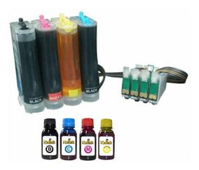 Book Tx200 Tx210 Tx300f Cx4900 Cx5600 + Tinta + Dispenser