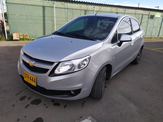 Chevrolet Sail Ltz Limited 2016 39.000 Kms Full Equipo