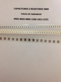 Capacitor Smd 0402 470nf 10v ( 50pçs)
