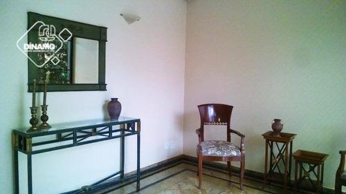 Cobertura Com 4 Dormitórios À Venda, 349 M² - Higienópolis - Ribeirão Preto/sp - Co0051
