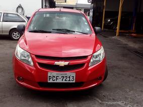 Chevrolet Sail Color Rojo,oportunidad,matricula, Económico.