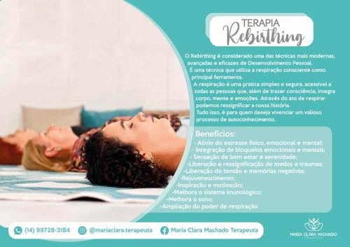 Imagem 1 de 3 de Terapia Respiração Consciente-ribirthing