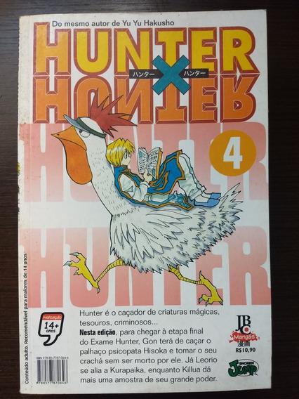 Mangá - Hunter X Hunter - Vol.04