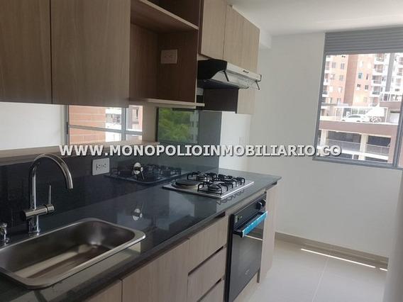 Apartamento Arrendamiento Loma Del Barro Envigado Cod: 12431