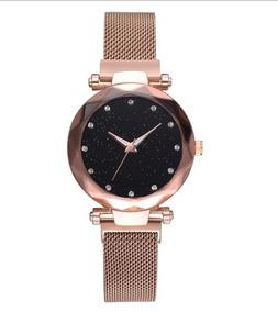 Relógio Feminino Moda Britânica Barato