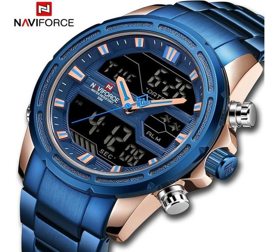 Relógio Masculino Naviforce