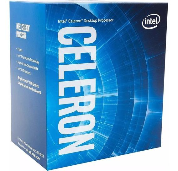Processador Intel Celeron G4900 Lga 1155, 3.1 Ghz, 2mb Cache
