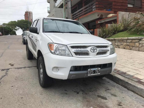 Toyota Hilux 2.5 Dx Pack Cab Doble 4x2 (2009) 2008