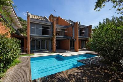 Casa Em Cidade Jardim, São Paulo/sp De 842m² 3 Quartos À Venda Por R$ 3.500.000,00 - Ca191061