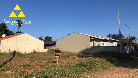 Terreno À Venda, 348 M² Por R$ 95.000 - Quinta Dos Açorianos - Barra Velha/sc - Te0185