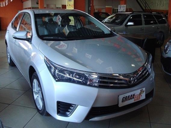 Corolla 1.8 Gli 16v Flex 4p Automático 38200km