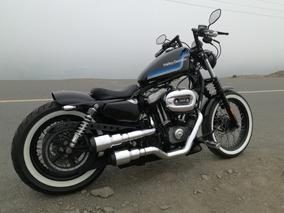 Harley Davidson Sportster Nighster Xl 1200 Customizada