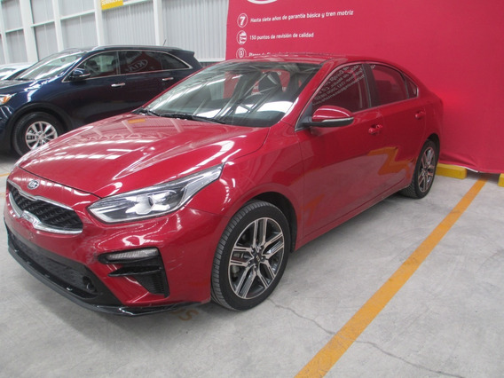 Kia Forte Sedan Ex Premium 2019 T/a Desde 20% De Enganche