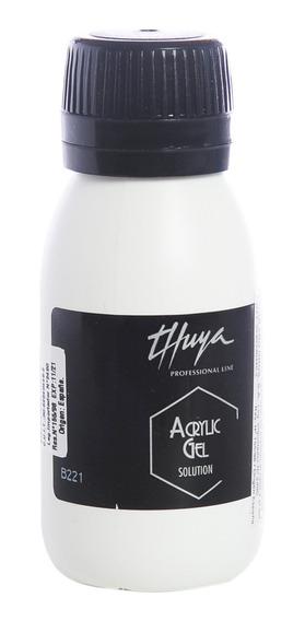 Thuya Acrylic Gel Solution Construcción Uñas Esculpidas
