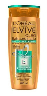 Elvive Sh Oleo Rizos 400ml