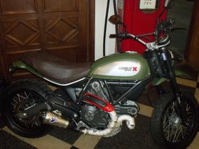 Ducati Scrambler 800 Urban City