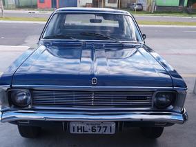 Opala 1970 4 Portas 59.000 Km - Mod: 2500 Luxo Motor 4cc