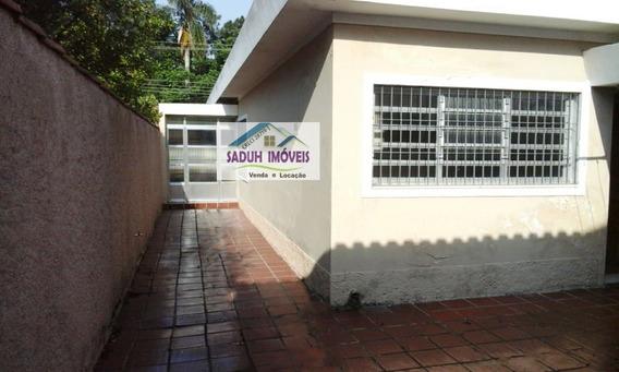 Casa Para Alugar No Bairro Granja Julieta Em São Paulo - - 777-2
