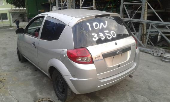 Suacata Ford Ka Ano 2009 Motor 1.0 Zetec